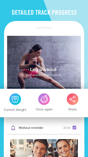 HiFit – Butt & Abs Workout, Lose Weight in 7 Mins