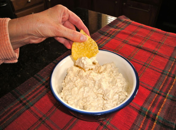 Dad's Clam Dip Recipe
