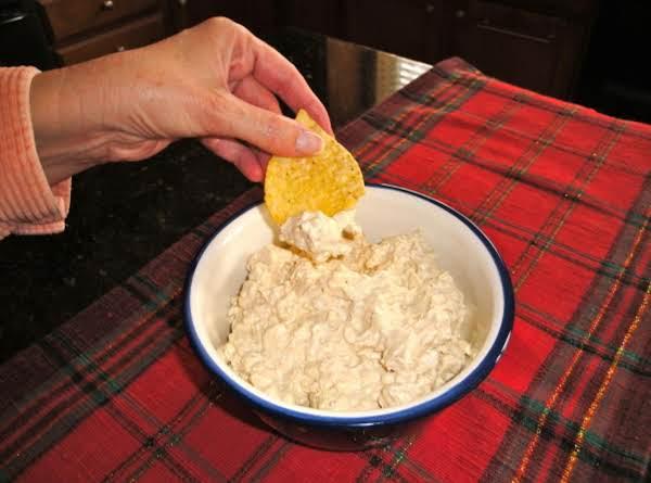 Dad's Clam Dip Recipe