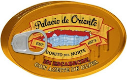 Palacio De Oriente White Tuna Marinated with Olive Oil