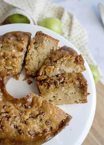 Apple Dapple Cake - Southern Plate