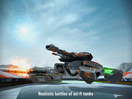 Iron Tanks: Free Multiplayer Tank Shooting Games 3.04 screenshots 18