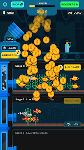 Idle Fish Aquarium Mod Apk (Unlimited Money) 3