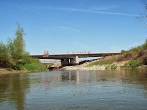 Photo: Most na A4 w budowie