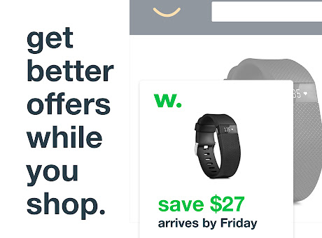Wikibuy: Shop online, save in seconds