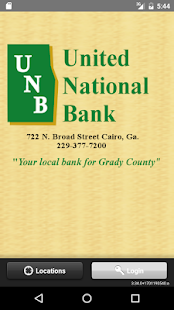 United National Bank Mobile- screenshot thumbnail