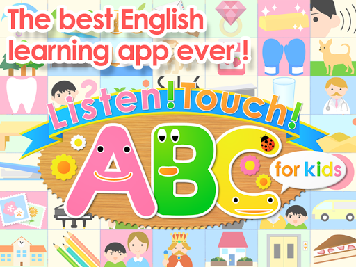Listen!Touch!ABC for Kids