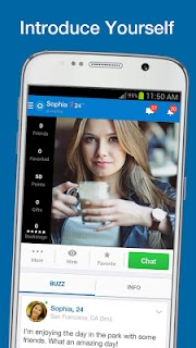 SKOUT - Meet, Chat, Friend screenshot 02