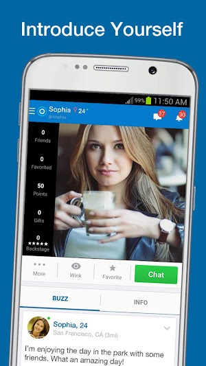 2 Skout - Meet, Chat, Friend App screenshot