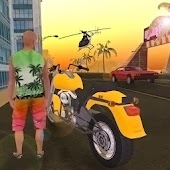 Miami Auto Crime City Simulator