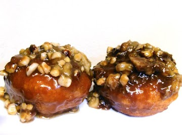 Jap Kitchen Crew Ladies Breakfast Donuts Recipe