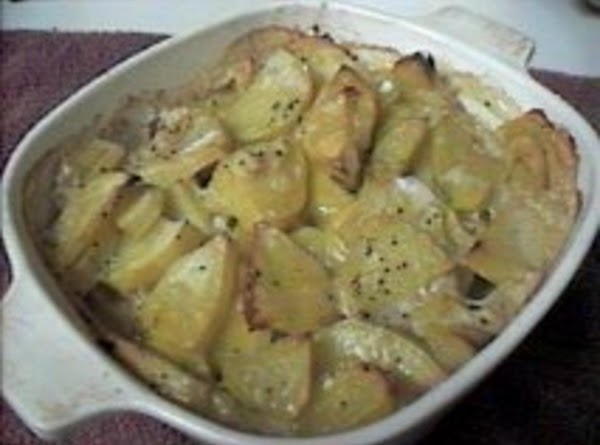 Old Style Scalloped Potatoes Recipe
