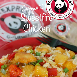 Copycat Panda Express Sweetfire Chicken