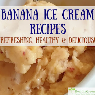 3-Ingredient Peach Banana Ice Cream