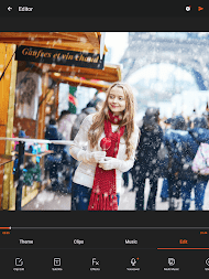 VideoShow-Video Editor, Video Maker, Beauty Camera APK screenshot thumbnail 16