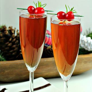 Cherry Liqueur Champagne Recipes