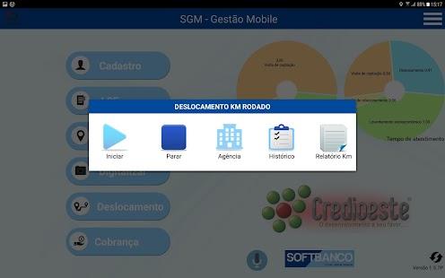 Softbanco Credioeste - náhled