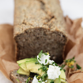 Buckwheat and Chia Bread.