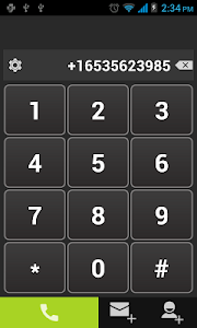 Easy Phone Dialer screenshot 2