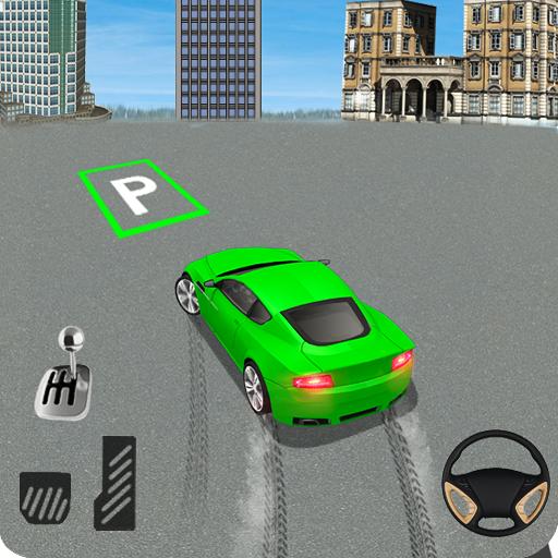 City Parking Drift Drive: Car Parking Games (game)