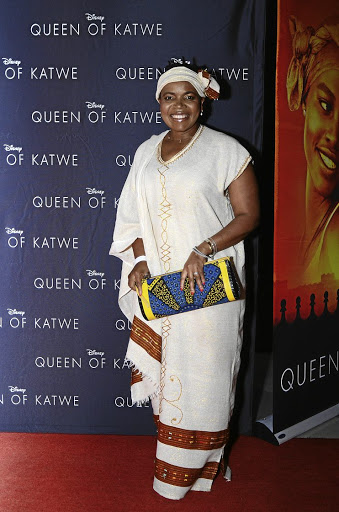 Top actress Florence Masebe pulled no punches.