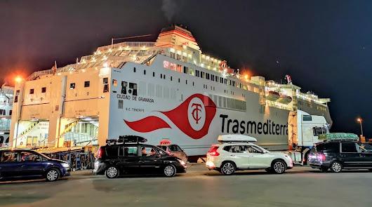 El Puerto crece: 582.000 pasajeros en esta Operación Paso del Estrecho