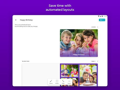 Popsa - Photobooks in 5 minutes  screenshots 9