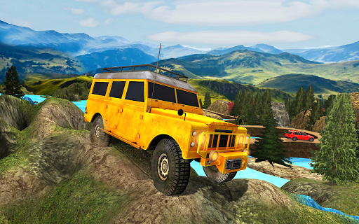 Offroad Driving Extreme