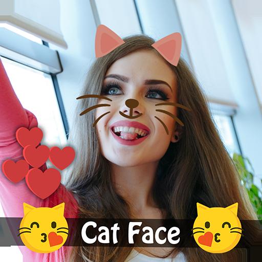 Cat Face Camera - Cat Face Editor