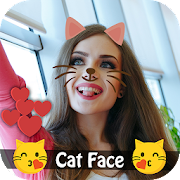Free Download Cat Face Camera - Cat Face Editor APK for Samsung
