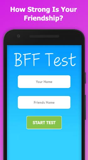 BFF Friendship Test 5.3.0 screenshots 1