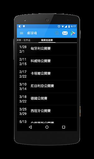 運動必備免費app推薦 桌球魂線上免付費app下載 3C達人阿輝的APP