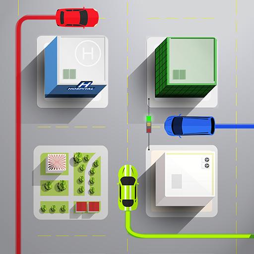 City Driving - Traffic Control 策略 App LOGO-APP開箱王