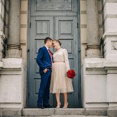 Wedding photographer Olga Cheverda (olgacheverda). Photo of 07.08.2017