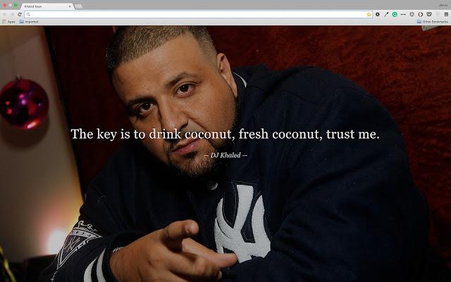 Khaled Keys