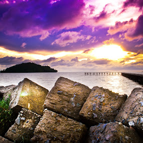 Mempawah by Gustaman Syah - Landscapes Waterscapes