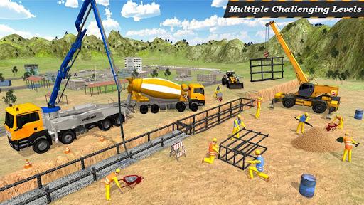City Mega Construction Simulator 2018 1.0.1 screenshots 4