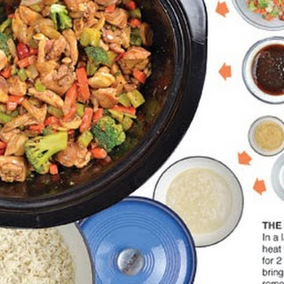 Crock-Pot Chicken Stir Fry