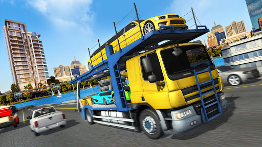Car Transporter Cargo Truck Driving Game 2018 1.0 screenshots 10