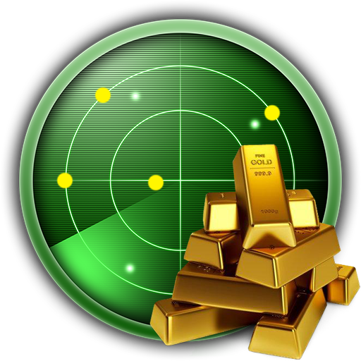 Android Diamond: Gold Diamonds Metal Detector App (apk) Free Download For