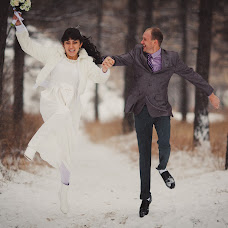 Wedding photographer Anton Grigorev (Grigoryev). Photo of 13.02.2015