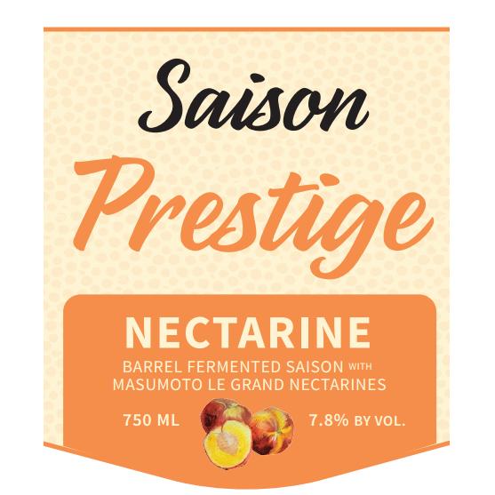 Logo of Resident Saison Prestige Nectarine