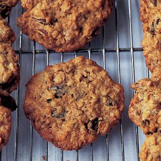Raisin Pecan Oatmeal Cookies.