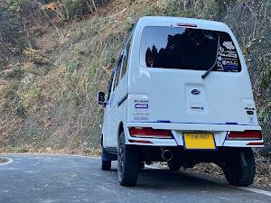 ハイゼットカーゴ  クルーズ ビジネスパック 5MT 4WDのカスタム事例画像 とねっとさんの2020年11月22日20:04の投稿