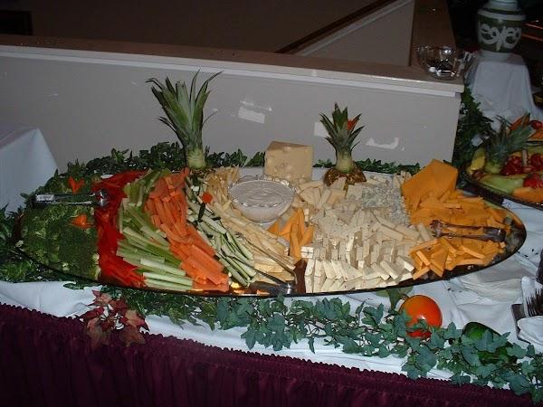 Caesar Vegetable Dip Recipe