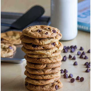 Chocolate Chip Cookies ~ Happy Thanksgiving ! Recipe