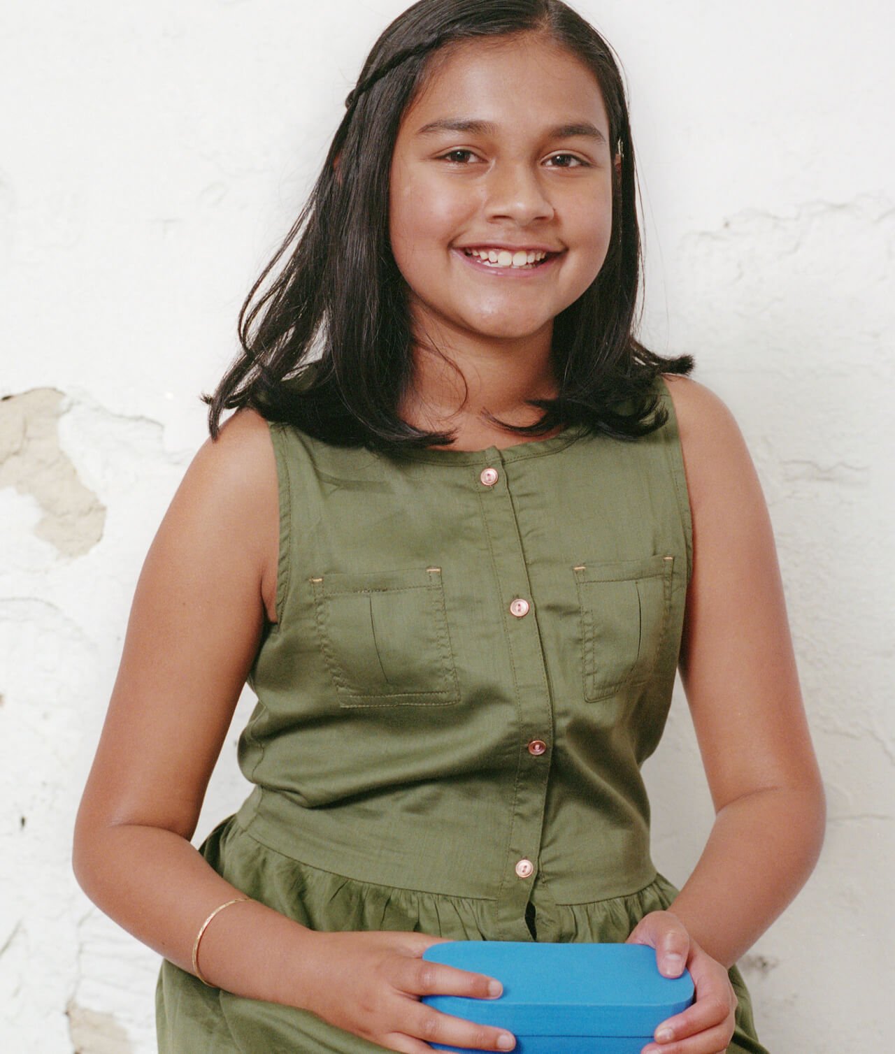 Portrait of Gitanjali Rao