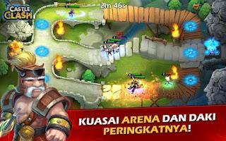Screenshot of Castle Clash: Era Legenda