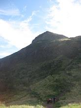 Photo: Tam jest szczyt - Arthur's Seat