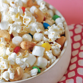 Quick Marshmallow Mix Popcorn